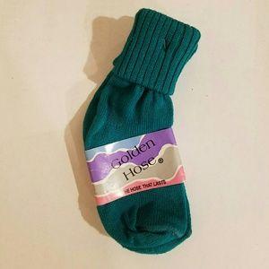 Golden Hose Tube Socks Sizes 3-12M, 9-24M & 2-4Y